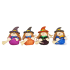 halloween stuffed decoration halloween witch dolls