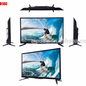 Smart television new design hot sale 32inch led /cheap price television/HD 32inch smart tv/32inch portable tv withVGA/AUDIO/USB