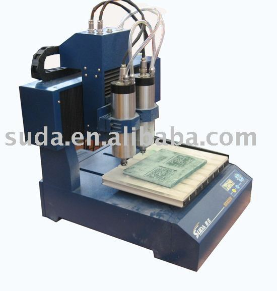 Suda small engraver router cnc 3d cnc spindle machine--SD2616
