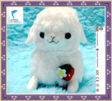 custom wholesale best made stuffed animal toys plush little lamb with varity color plush toy