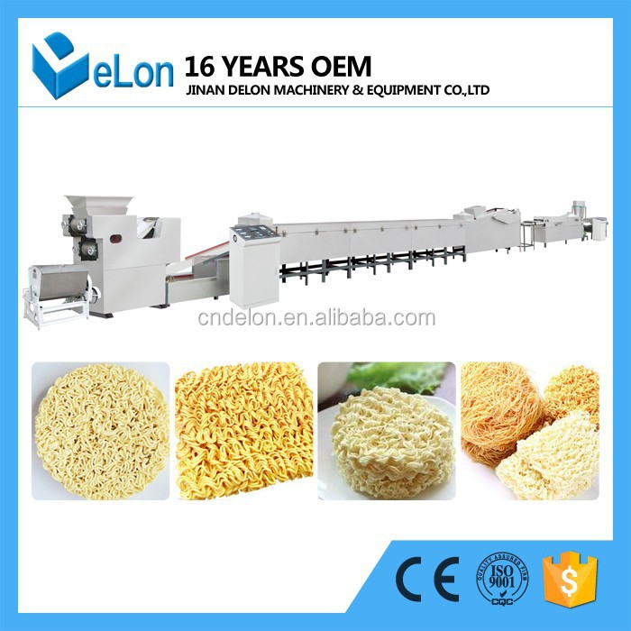 2014latest instant noodle making machine