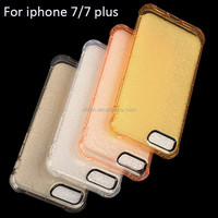DFIFAN Factory Wholesale Airbags Soft Crystal TPU Phone Case for Apple iphone 7 Hot selling Cover