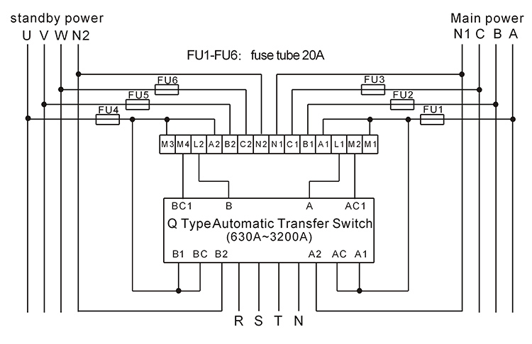 123 ATS controller automatic transfer switch, View ats ...