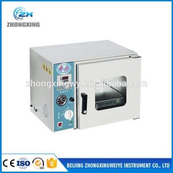 electric vacuum drying oven/vacuum dry box from China