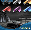 Self Adhesive Holographic Car Body Vinyl Wrap Sticker