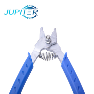 Chicken cage assemble metal plier install tool animal M ring clamp plier