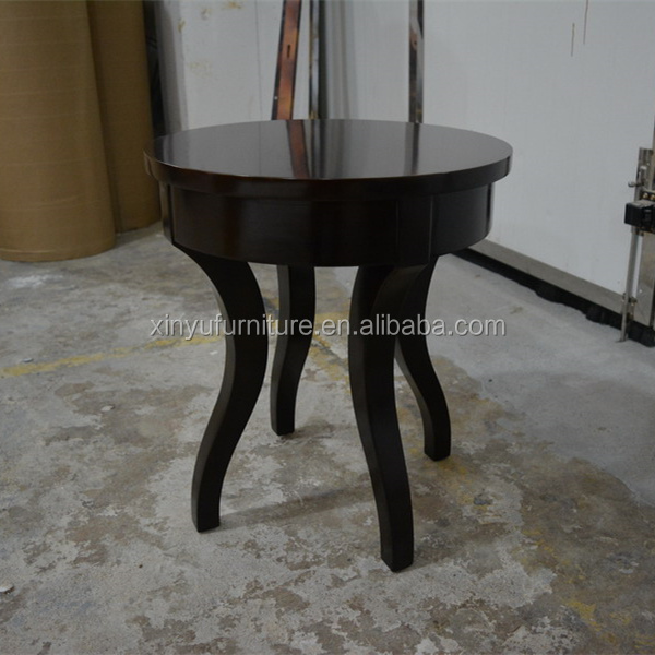 Modern paint black MDF coffee table XYN4060