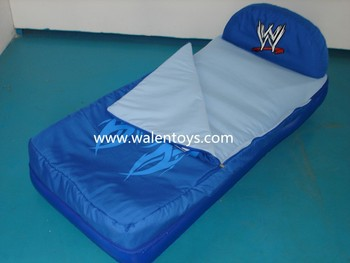 Inflatable Sleeping Bag Sleep Beds For Kids