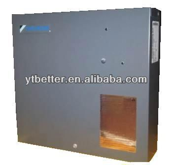 High precision omc control box parts