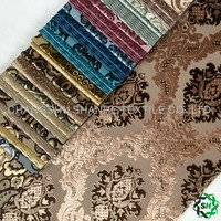 Direct selling velvet latest pattern furniture fabric stores