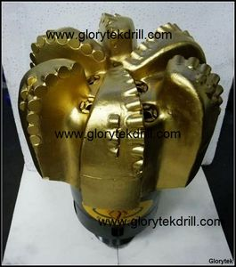 high quality API 8 1/2 Inch Matrix Body PDC Rock Drill Bits from Glorytek