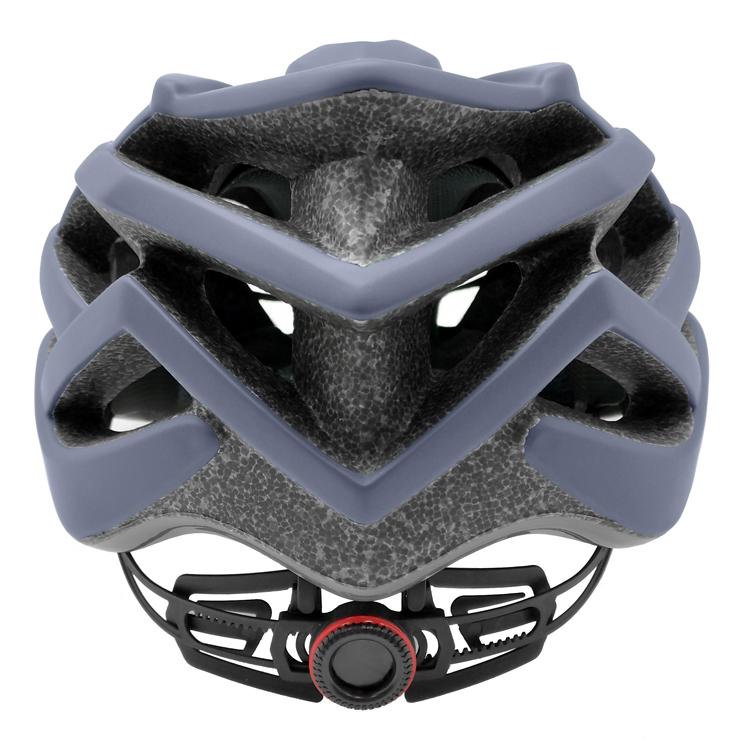 Lightweight-great-ventilation-blue-color-bike-helmet