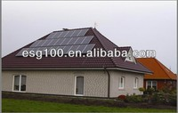 1500W off-grid Solar Power System for home use
