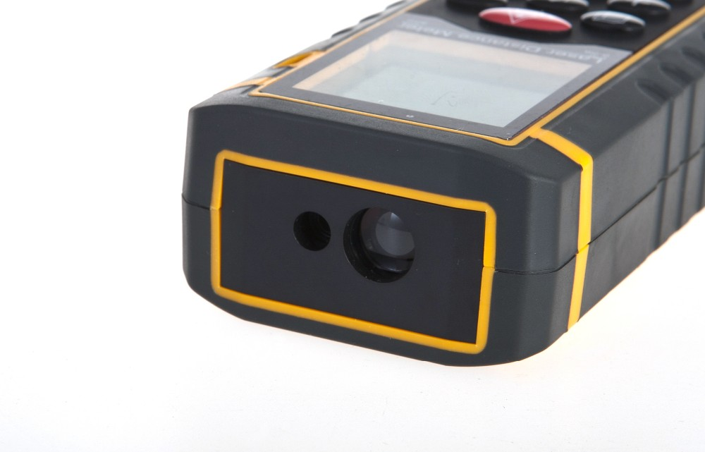 Handheld high precision laser distance meter laser tape range finder with