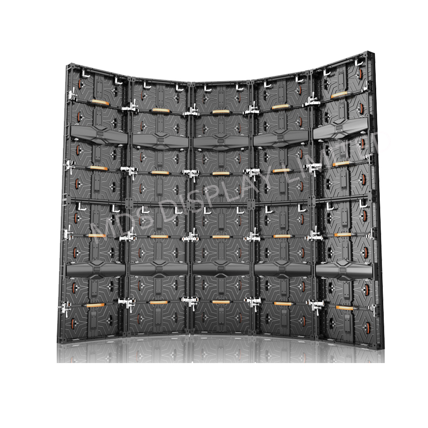 p4.81 outdoor display screen stage background led video wall