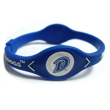 2012 fashion Custom balance band with ion-DRAKE-BULLDOGS