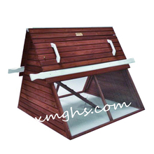 outdoor fashion style wooden chicken coop