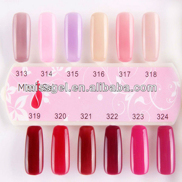 wholesale gel nails art acrylic uv gell polish