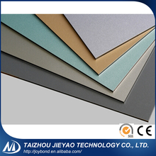 Trade Assured Foil Decoration Waterproof Acp Coated Lattice Aluminum Panel