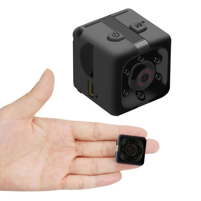 mini dv camera with infrared LED for night vision <strong>video</strong> recording full HD 1080P action camera SQ11
