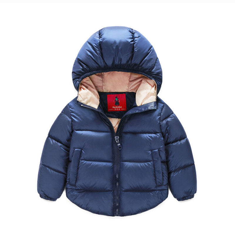 7 24months Winter Newborn Baby Snowsuit Clothing Cotton