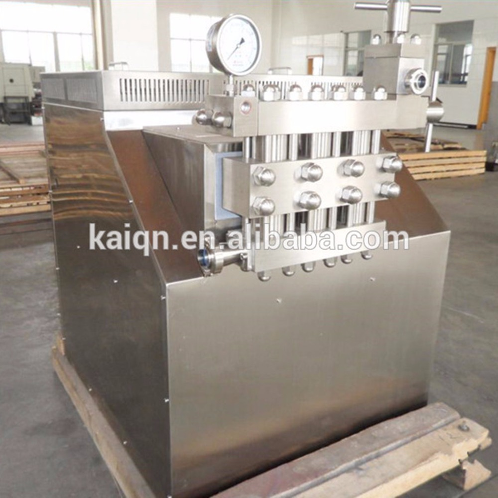 hot sale KQ0.5-30 homogenizer for soy protein
