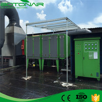 Oil Fume Eliminator for Heat Process Industry