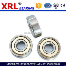Popular hot sale bearing steel miniature linear slide 602Xzz