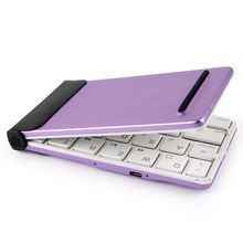 Foldable keyboard, compact wireless keyboard, wireless keyboard usb
