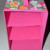 Multifunction foldable fabic polyester storage box