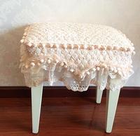 Korea style bud silk ball ball bench set make-up stool set
