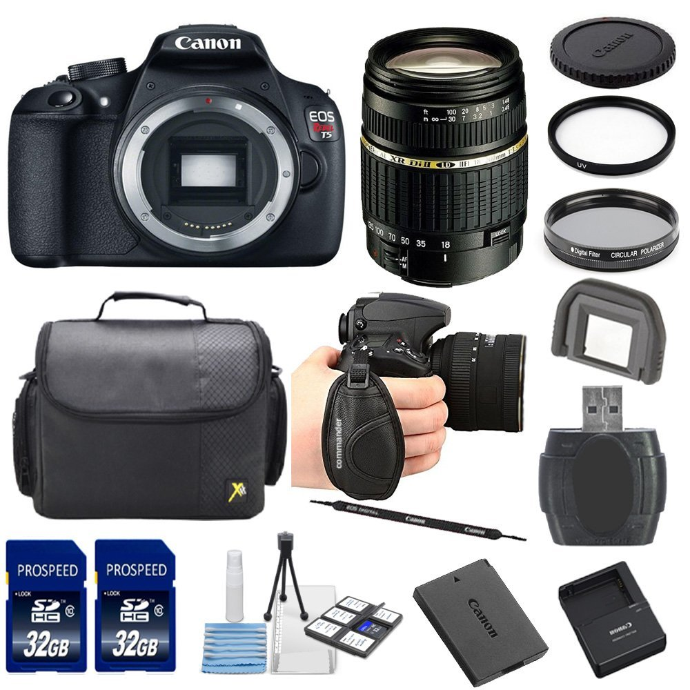 Cheap Canon Xr Find Deals On Line At Alibabacom Tamron Sp 17 50mm F 28 Di Ii Ld Aspherical If Eos Get Quotations Rebel T5 Dslr Camera With Zoom Super Wide Angle 18 200mm