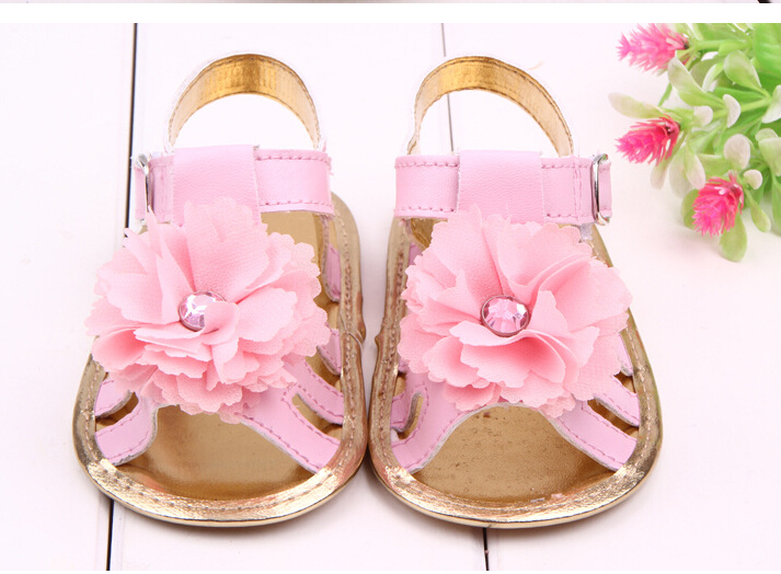 size 40 a62f0 e44db Get Quotations · Free shipping 3pairs lot new hot babyshoes girl baby sandals  toddler shoes Pink white