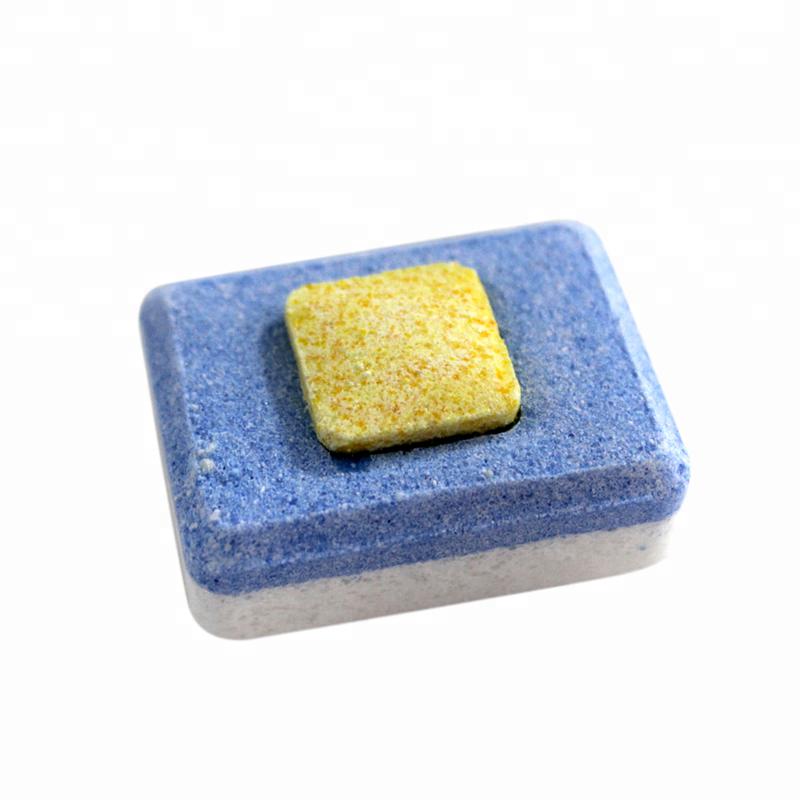 20 tablet solubile in acqua fim imballaggio lavastoviglie tablet