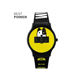 Watch factory China LCD movement colorful digital wrist watch for kids