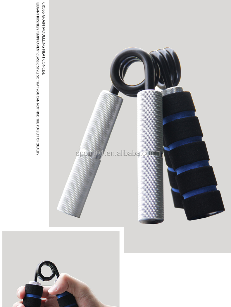 Aluminum Hand grip/ hand held exercise <strong>equipment</strong> in Jiesheng hardware
