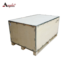 Angelic Supply Industrial Packaging Type Foldable Wooden Box