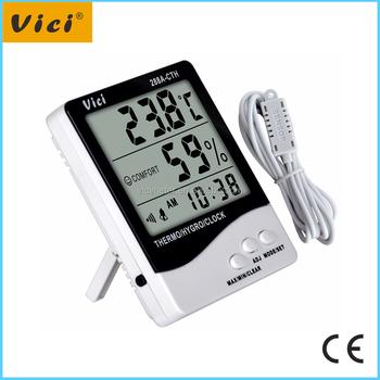 288a-cth Haushalt Thermometer Hygrometer Digital Mit Draht - Buy ...
