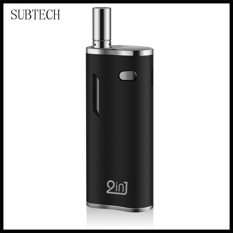 Ecig vaporizer wholesale price 650mah battery 510 refillable atomizer cartridge