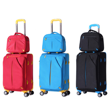 2016 New product Suitcase Luggage bags Travelling bag set
