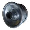 Manufacture Rubber Wheel Metal Rim 3.50-4