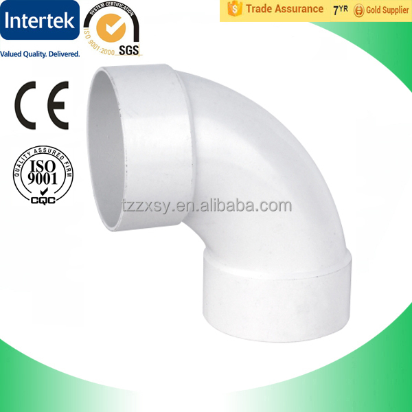 110mm 6 Inch Drainage Fittings PVC Sanitary Pipe Fittings  sc 1 st  Alibaba & China 6 Inch Pipe Fittings Wholesale ?? - Alibaba