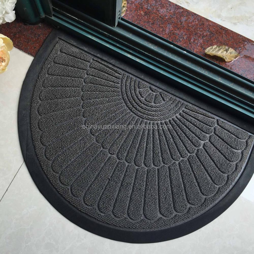 Half Round Disposable Absorbent Floor Mat Buy Disposable