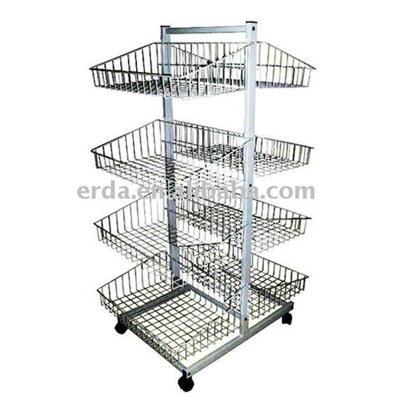 Metal Storage Ladder Basket Brushed Nickel Threshold Target
