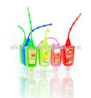30ML Silicone Holder Hand Sanitizer/Waterless Hand Sanitizer