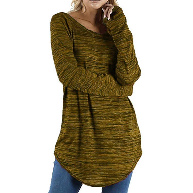 Clearance! Women's Plus Size Shirt Flare Sleeve, Wugeshangmao Ladies Sexy Bandage Keyhole Tops Blouses Tunic Pollover