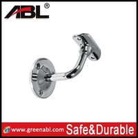 stainless steel handrail bracket/wall mounted pipes connector