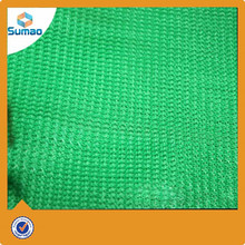 green basketball fence netting