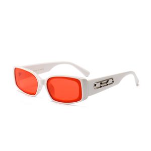 11645 Superhot 2018 Fashion Sun Glasses Shades Retro Vintage Rectangle Retro Vintage Sunglasses