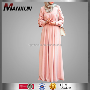 Plus Size Style New Fashion Turkish Islamic Clothing Stylish Maxi Dress Malaysia Abaya Elegant Ladies Wholesale Long Kaftan